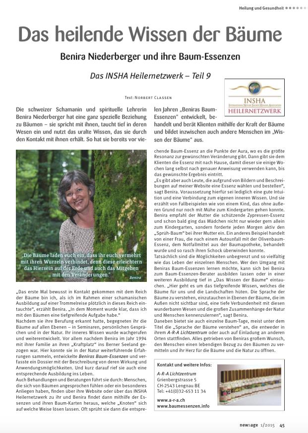 News Age Jan 2015 Benira